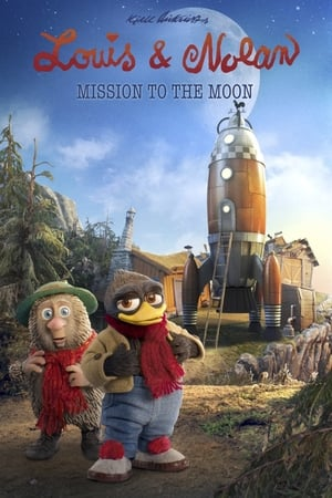 Poster Movie Louis & Luca: Mission to the Moon 2018