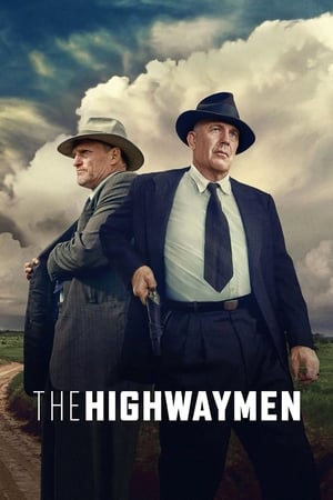 Poster Movie The Highwaymen 2019