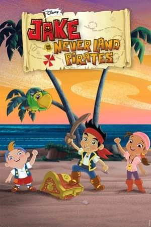 Jake and the Never Land Pirates: Cubby's Goldfish