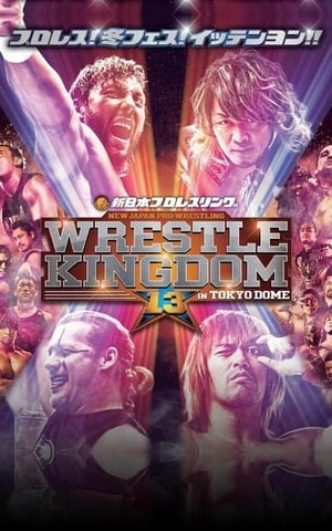 Poster Movie NJPW Wrestle Kingdom 13 2019