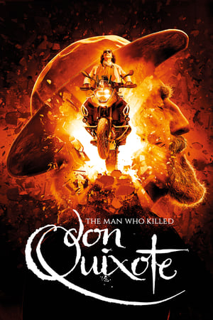 Poster Movie The Man Who Killed Don Quixote 2018