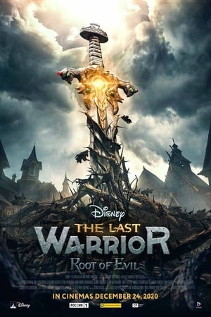 poster The Last Warrior: Root of Evil