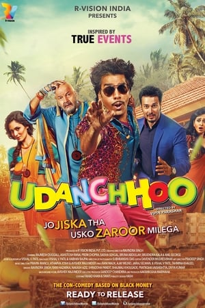 Poster Movie Udanchhoo 2018