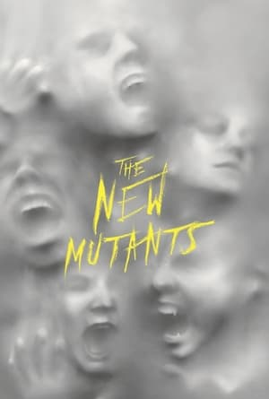 Poster Movie The New Mutants 2019