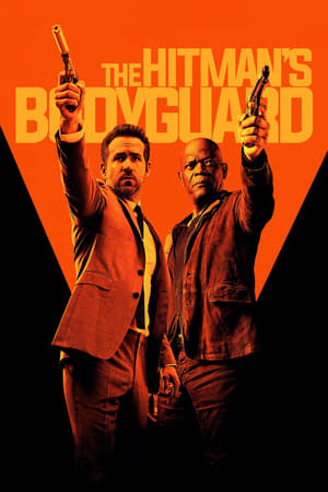 Poster Movie The Hitman's Bodyguard 2017