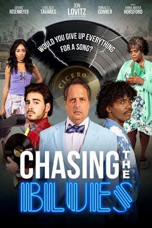 Poster Movie Chasing the Blues 2018