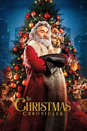 Poster Movie The Christmas Chronicles 2018