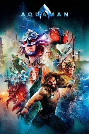 Poster Movie Aquaman 2018
