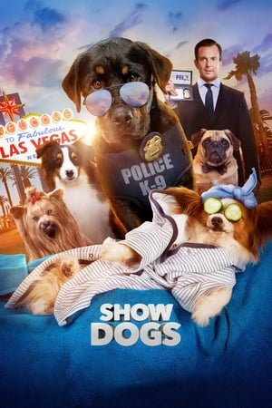 Poster Movie Show Dogs 2018