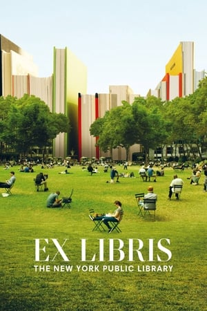 Poster Movie Ex Libris – New York Public Library 2017