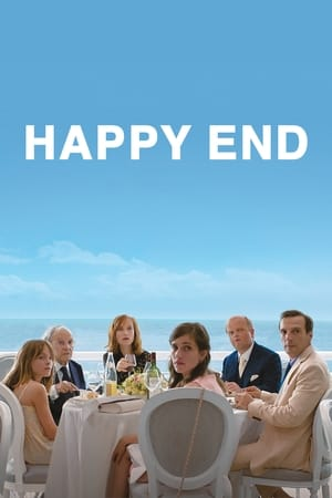 Poster Movie Happy End 2017