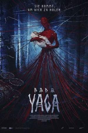 poster Baba Yaga: Terror of the Dark Forest