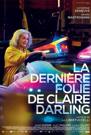 Poster Movie Claire Darling 2019