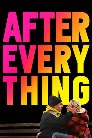Poster Movie After Everything 2018