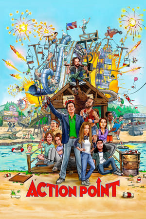 Poster Movie Action Point 2018