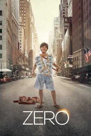 Poster Movie Zero 2018