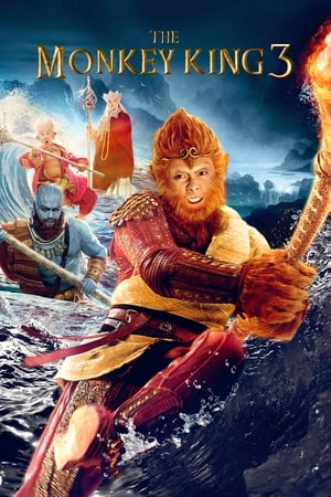 Poster Movie The Monkey King 3 2018