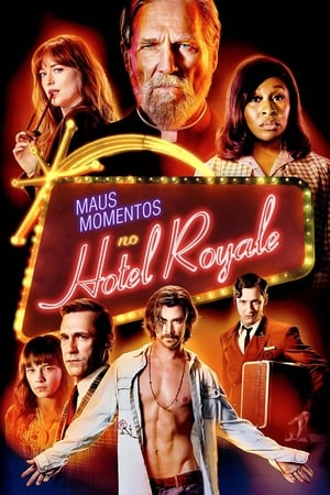 poster Bad Times at the El Royale