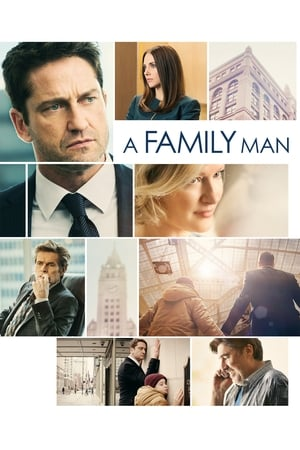 Poster Movie A Family Man 2017