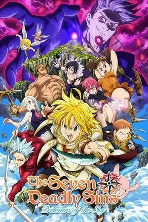 Image The Seven Deadly Sins: Prisoners of the Sky