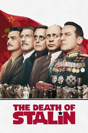 Poster Movie The Death of Stalin 2017