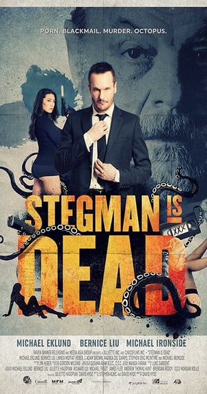 Poster Movie Stegman is Dead 2017