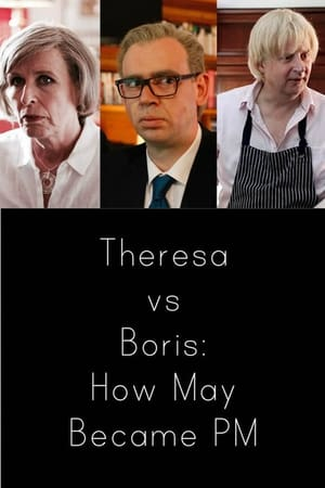 Image Theresa vs Boris: How May Became PM