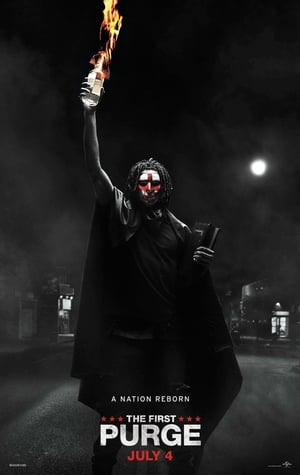 Poster Movie The First Purge 2018