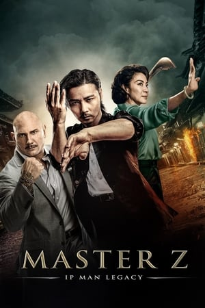 Poster Movie Master Z: Ip Man Legacy 2018
