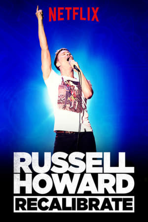 Poster Movie Russell Howard: Recalibrate 2017