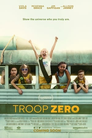 Poster Movie Troop Zero 2019