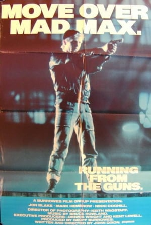 Poster Movie Running From The Guns 1987