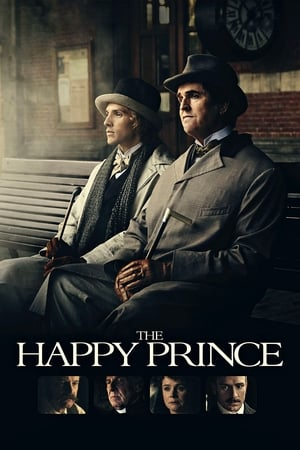 Poster Movie The Happy Prince 2018