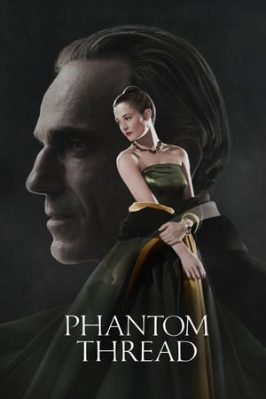 Poster Movie Phantom Thread 2017