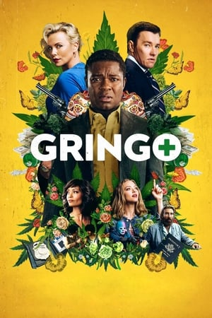 Poster Movie Gringo 2018