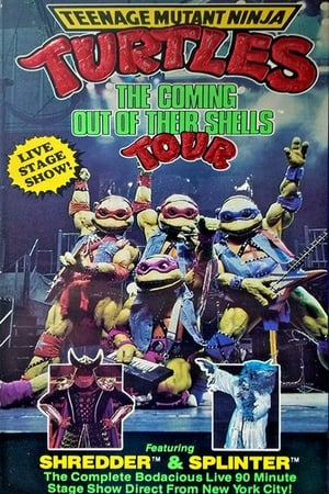 Image Teenage Mutant Ninja Turtles: The Coming Out of Their Shells Tour