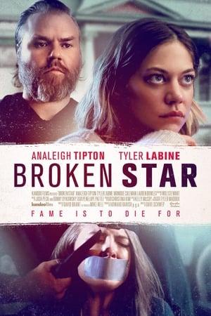 Poster Movie Broken Star 2018