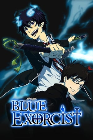 poster Blue Exorcist
