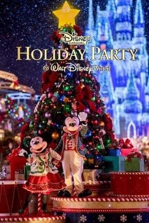 Image Disney Channel Holiday Party @ Walt Disney World