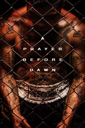 Poster Movie A Prayer Before Dawn 2018