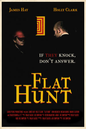 Poster Movie Flat Hunt 2018