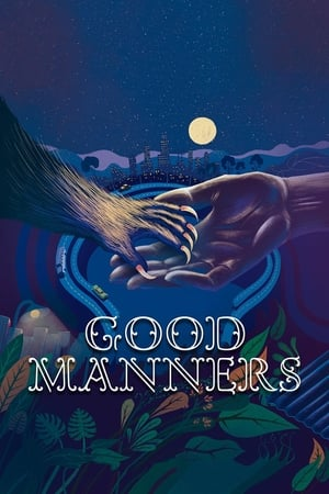 Poster Movie Good Manners 2017