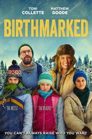 Poster Movie Birthmarked 2018