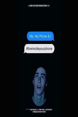 Poster Movie Me, My Phone & I 2018