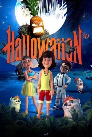 Poster Movie Hallowaiian: Adventure Hawaii 2018