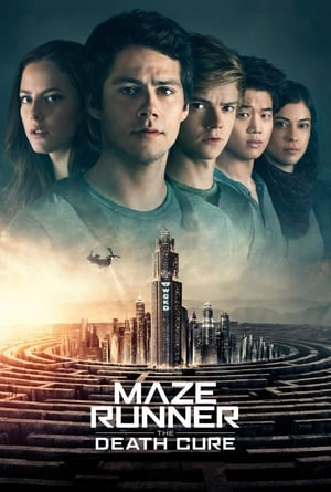 Poster Movie Maze Runner: The Death Cure 2018