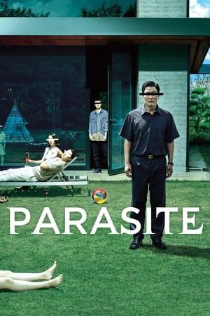 Poster Movie Parasite 2019