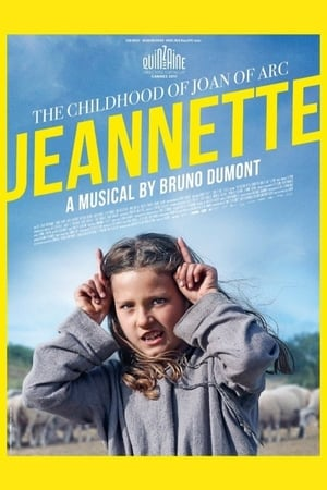 Poster Movie Jeannette: The Childhood of Joan of Arc 2018