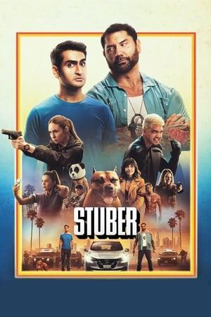 Poster Movie Stuber 2019