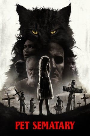 Poster Movie Pet Sematary 2019